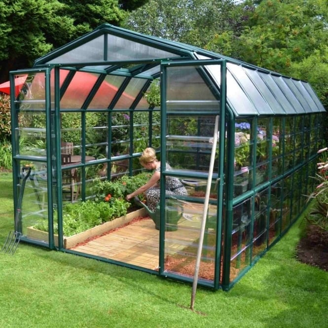 Rion Grand Greenhouse 8X16