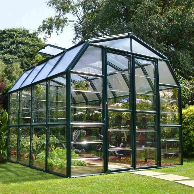 Rion Grand Greenhouse 8X8