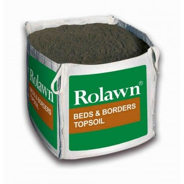 Beds & Borders Topsoil - 1m³ Bulk Bag