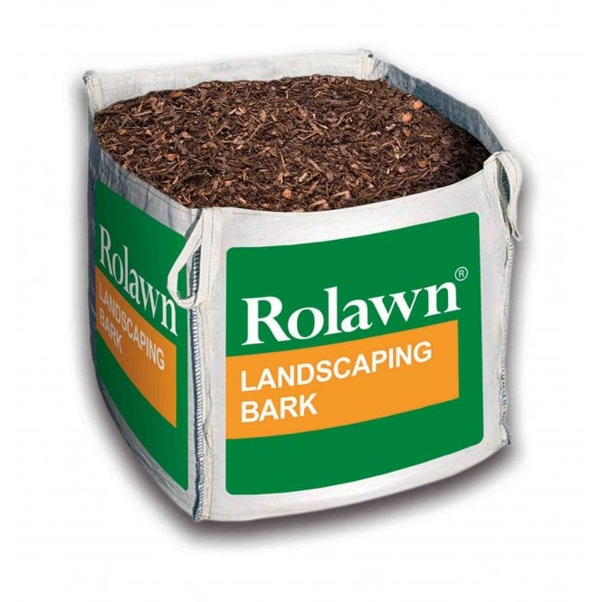 Rolawn Landscaping Bark - 1m³ Bulk Bag