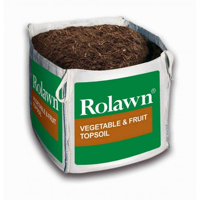 Rolawn Vegetable & Fruit Topsoil - 1m³ Bulk Bag