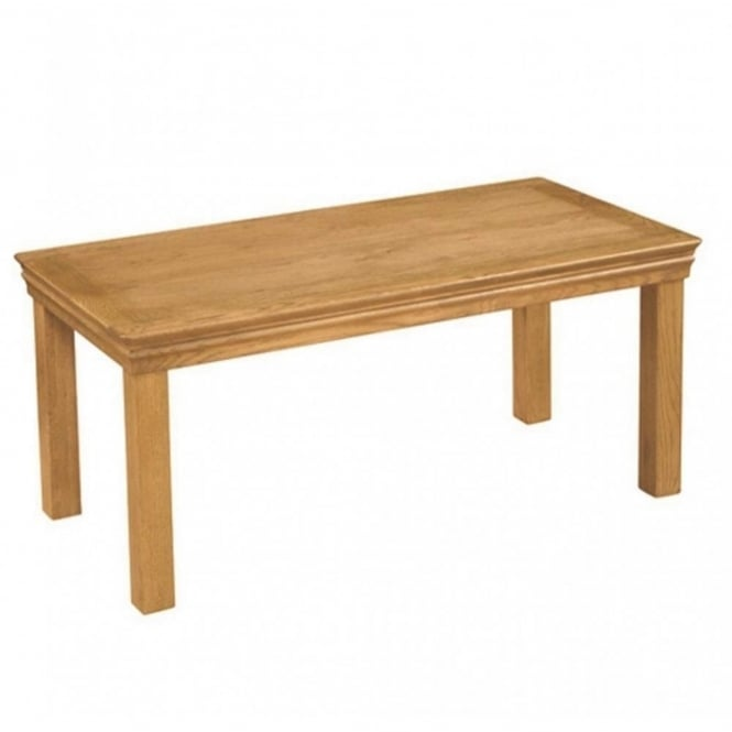Rowlinson At Home Breton Solid Oak Coffee Table