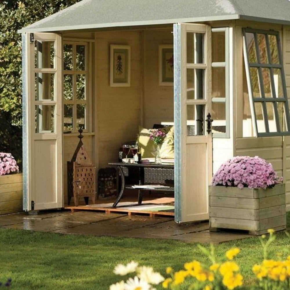 Rowlinson Chatsworth Summerhouse Garden Street - Summer house