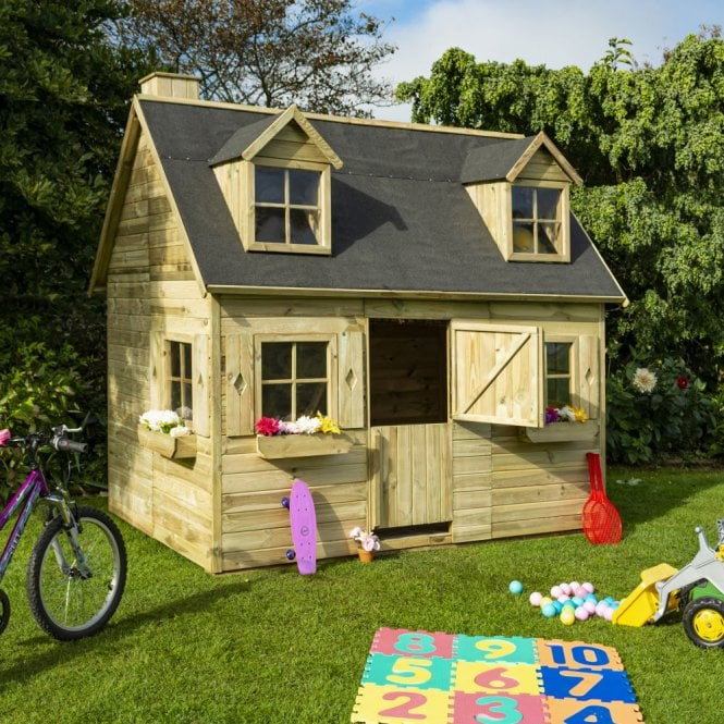 Rowlinson Country Cottage Playhouse Garden Street