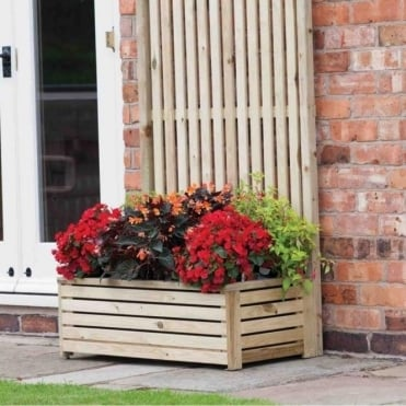 Garden Creations Rectangular Planter
