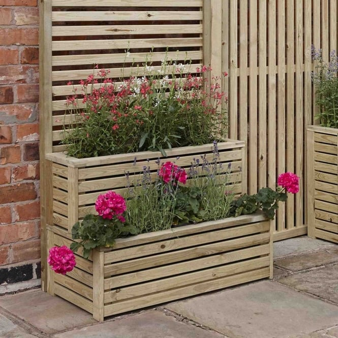 Rowlinson Garden Creations Tier Planter