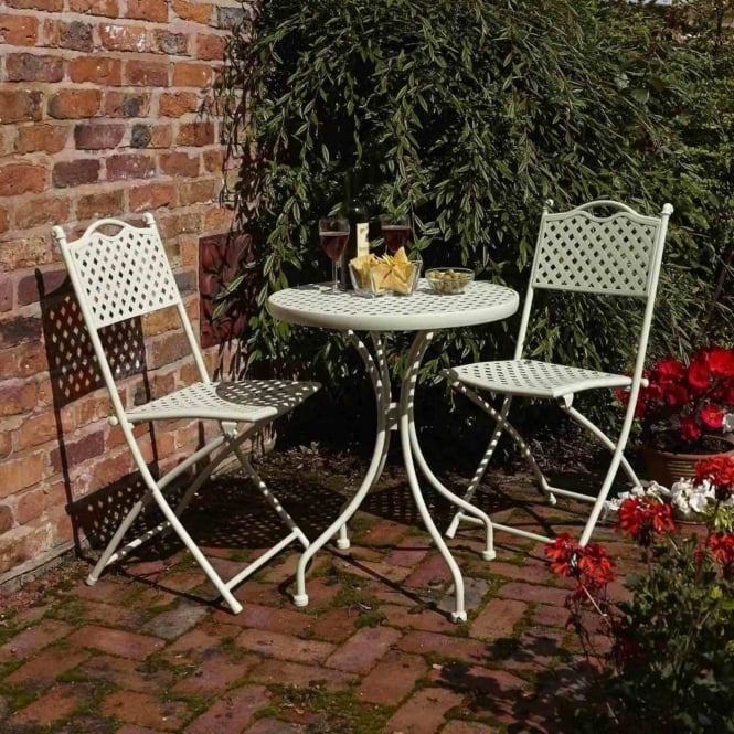 Rowlinson Havana Lattice Bistro Set