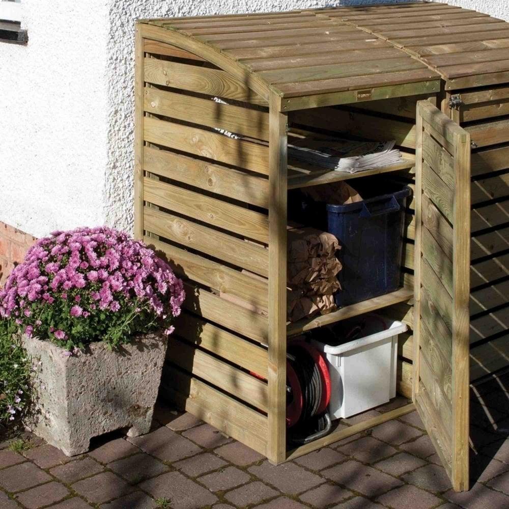 Rowlinson Recycling Box Store Garden Street