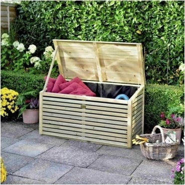 Wooden Patio Storette