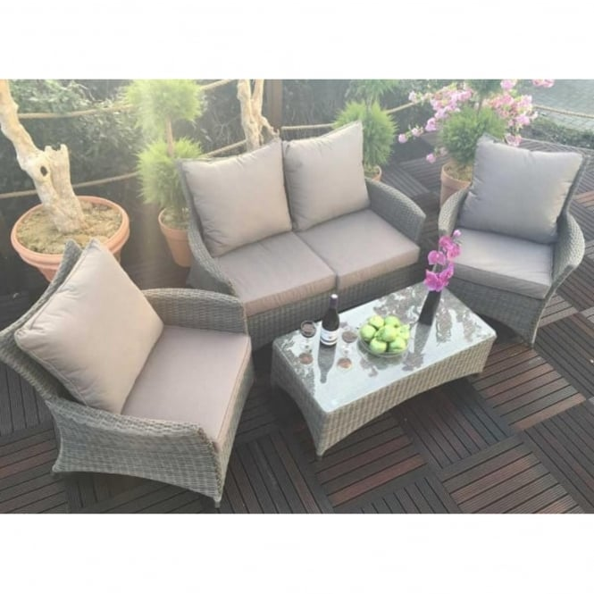 Royalcraft Madison Deluxe Lounge Set