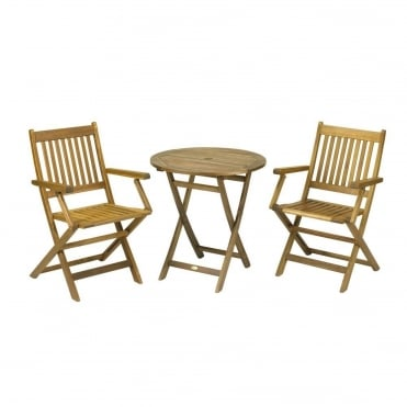 Manhattan Armchair Bistro Set