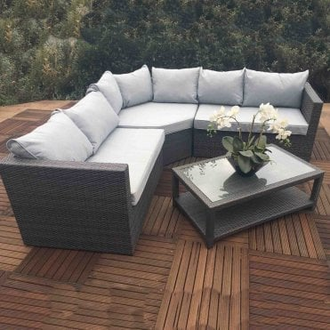 Marlow Corner Lounge Set