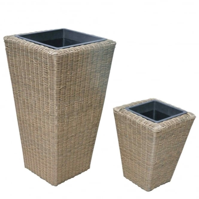 Royalcraft Modena 2 Piece Planter Set