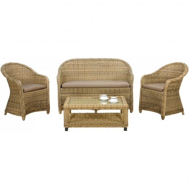 Royalcraft Modena Relax 4 Seater Sofa Set