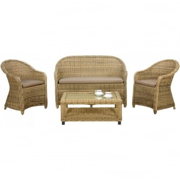 Modena Relax 4 Seater Sofa Set