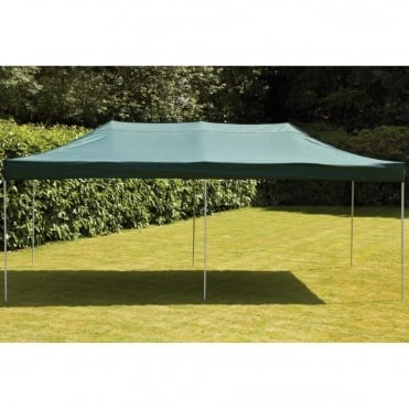 Pop Up Steel Showerproof Gazebo 3x6