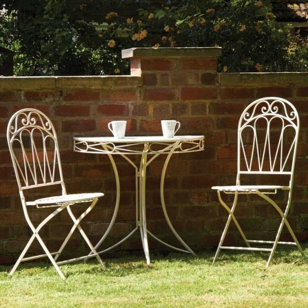 Royalcraft Romance Balcony Bistro Set | Garden Street