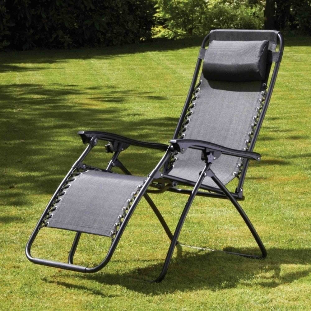Royalcraft Textylene Zero Gravity Relaxer Chair Garden
