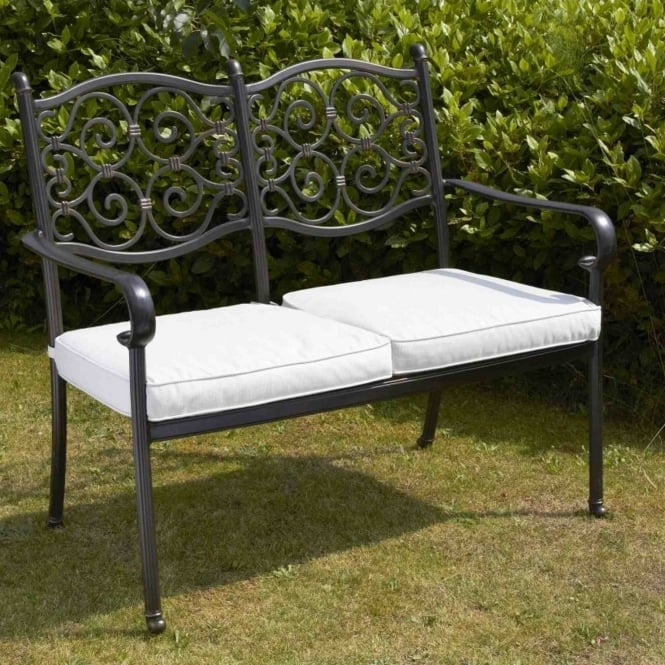 Royalcraft Versailles Two Seater Bench