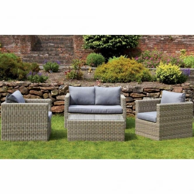 Royalcraft Wentworth 4 Seater Sofa Set