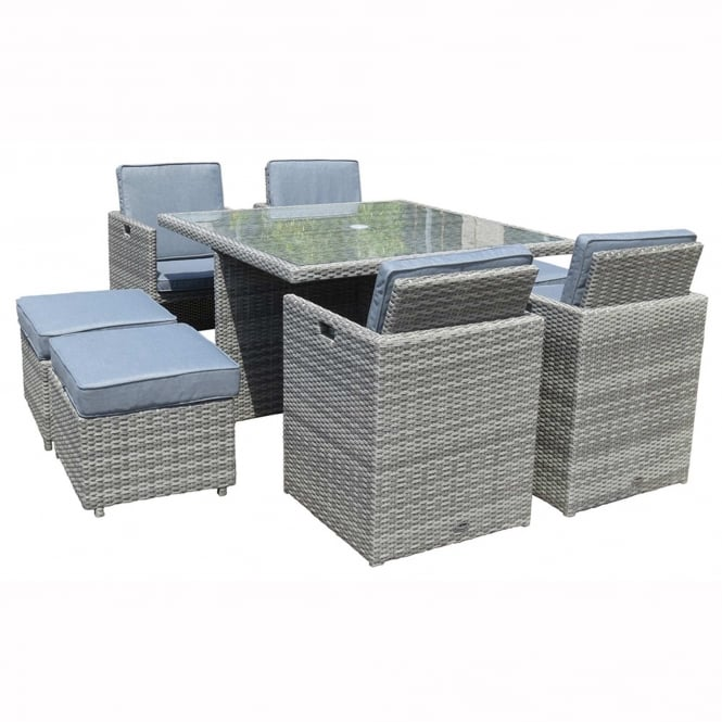 Royalcraft Windsor Deluxe 8 Seater Cube Set