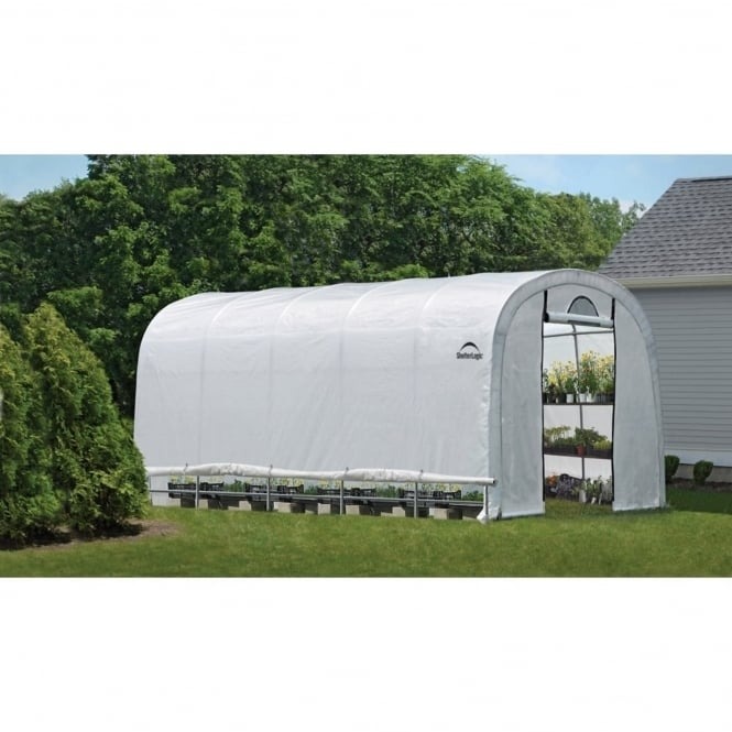 Shelter Logic Heavy Duty Greenhouse 12X20