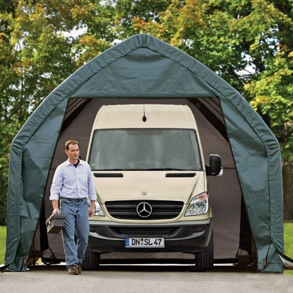 Pickup Truck Shelter : Shelter logic truck garden street