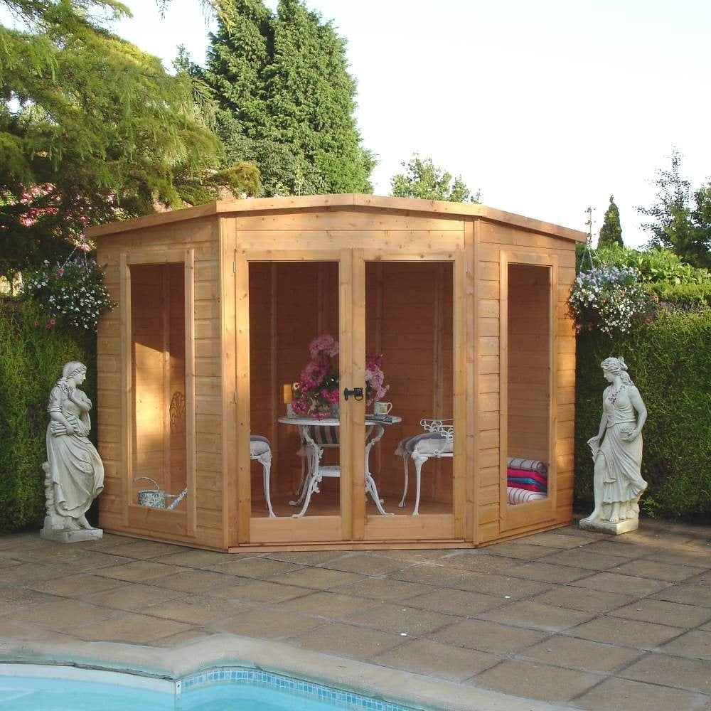 Shire Barclay Summerhouses On Sale From 163 499 99 Garden