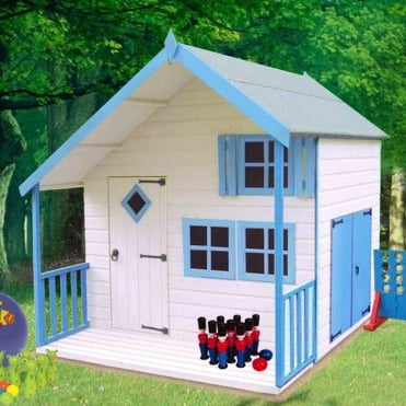Crib Playhouse