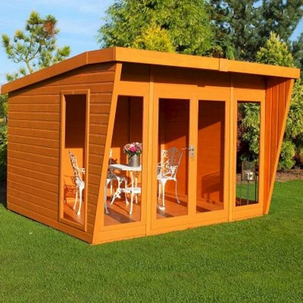 Shire Highclere Summerhouse On Sale from £649.99 | Garden ...