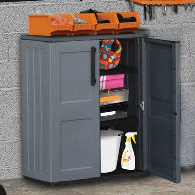Shire Small Plastic Storage Unit