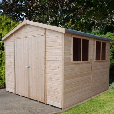 Workspace Shed 10x10