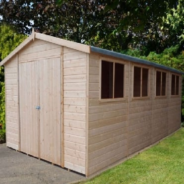 Workspace Shed 10x20