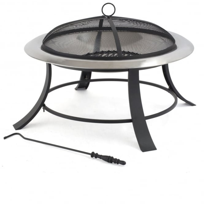 Tepro Silver City Fire Bowl