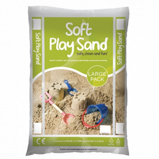 Kelkay Soft Playsand Bulk Bag