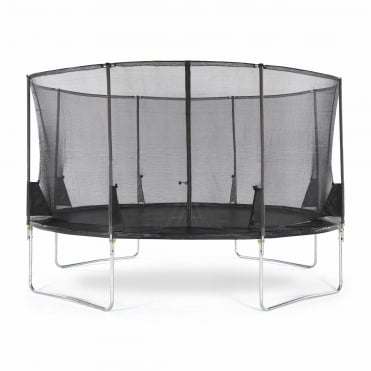 Space Zone 2 Trampoline & Enclosure 14ft