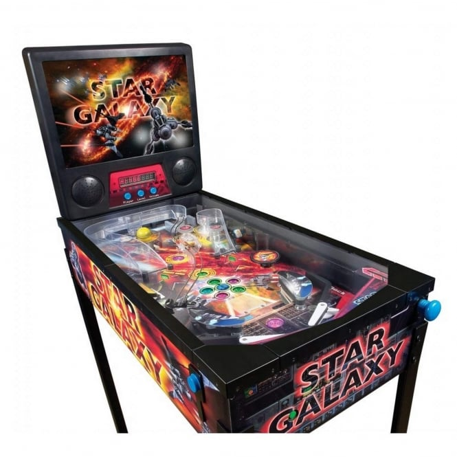 Mightymast Star Galaxy Pinball Machine