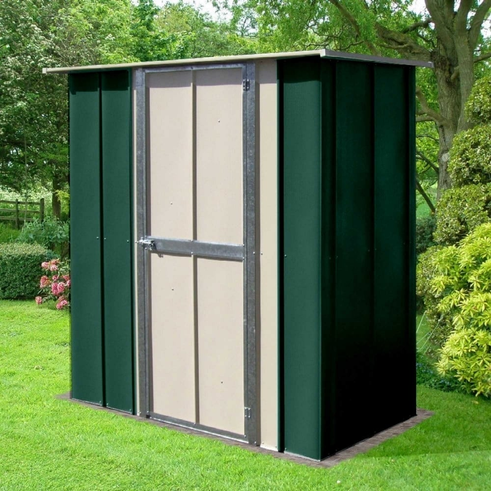 Storemore canberra utility shed 6x3 garden street for Garden shed 6x3