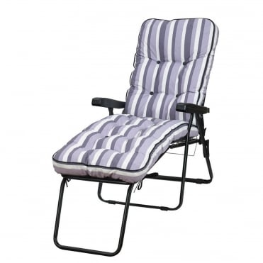 Stripe Deluxe Lounger
