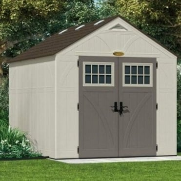 Tremont Plastic Apex Shed 8X10