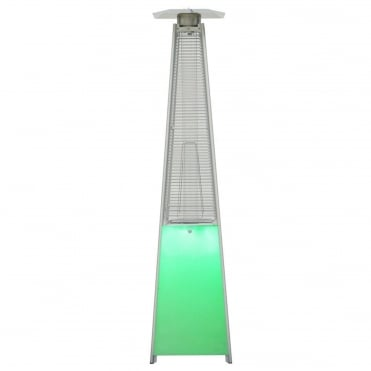 Tahiti LED Flame 13kW Gas Patio Heater