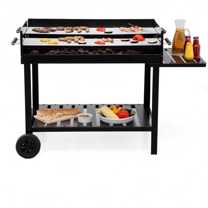 Tepro Atlanta Trolley Charcoal Barbecue