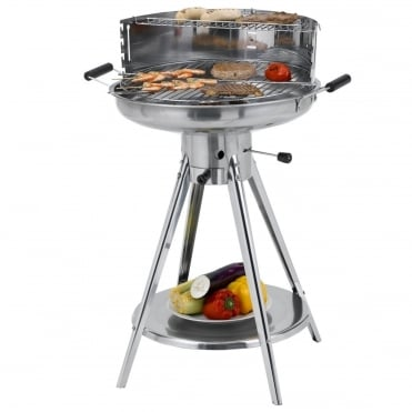 Winston Stainless Steel Charcoal BBQ