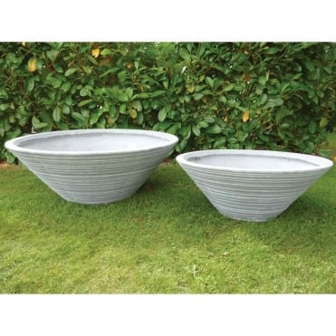Melton Pot - Set of 2 Planters