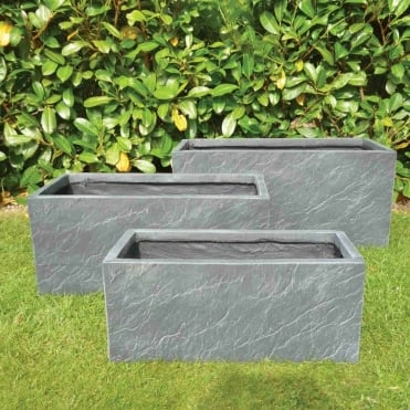 Normanton Set of 3 Planters