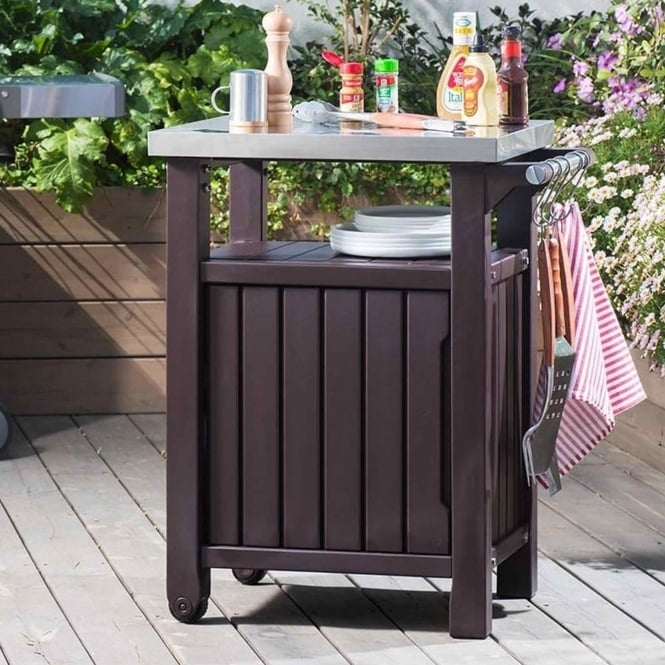 Norfolk Leisure Unity Single BBQ Table