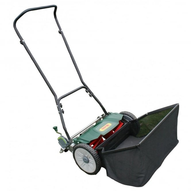 Webb Contact Free Cylinder Mower