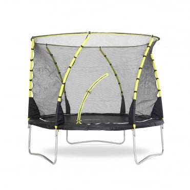 Whirlwind Trampoline & Enclosure 10ft