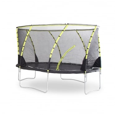 Whirlwind Trampoline & Enclosure 12ft