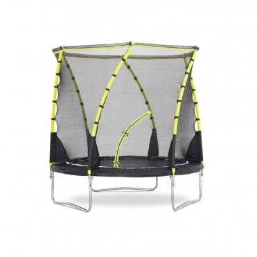 Whirlwind Trampoline & Enclosure 8ft